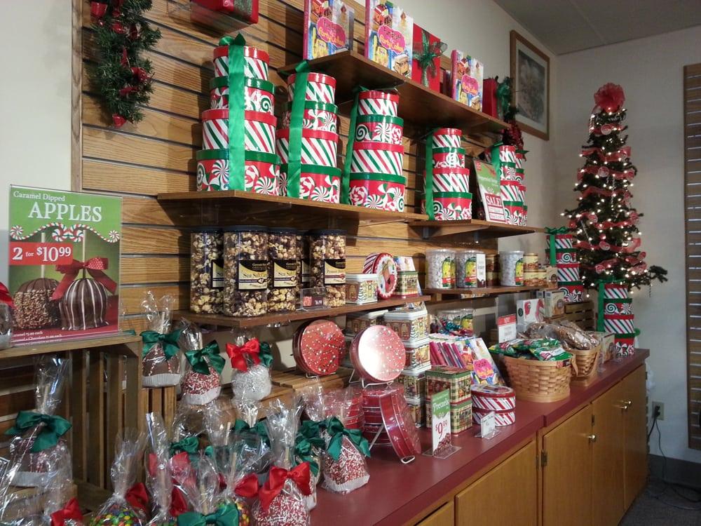 Gertrude Hawk Chocolate Shops: 850 Sans Souci Pkwy, Hanover Township, PA