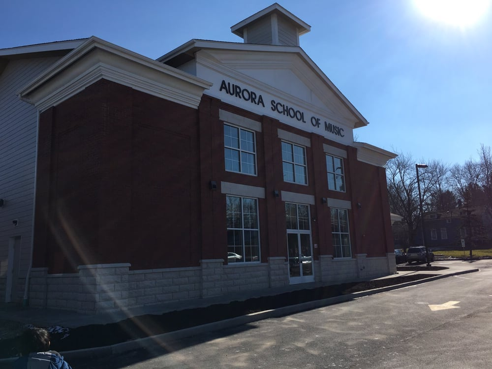 Aurora School of Music: 211 S Chillicothe Rd, Aurora, OH
