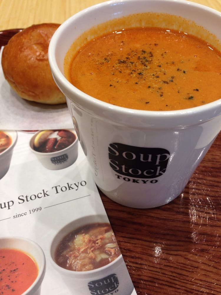 Soup Stock Tokyo Singapore