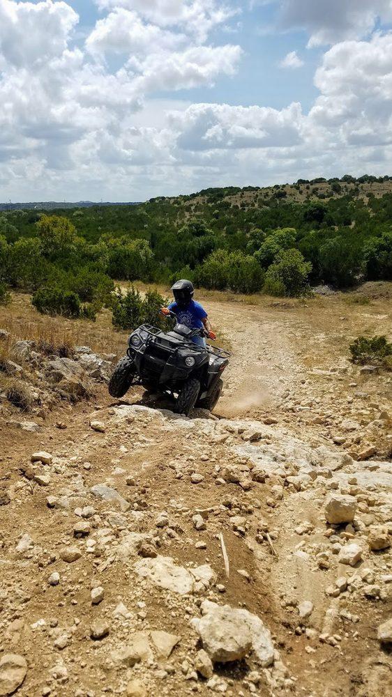 Enjoy the Mountain ATV Adventures & Tours: 787 Mountain Top Dr, Johnson City, TX