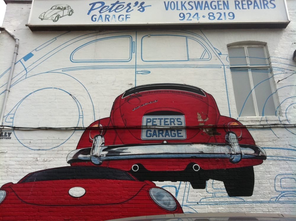 Peter S Garage Garages 5 Robert Street Toronto On