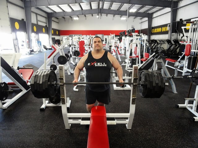Excell Fitness: 1150 Industrial Pkwy, Newberg, OR