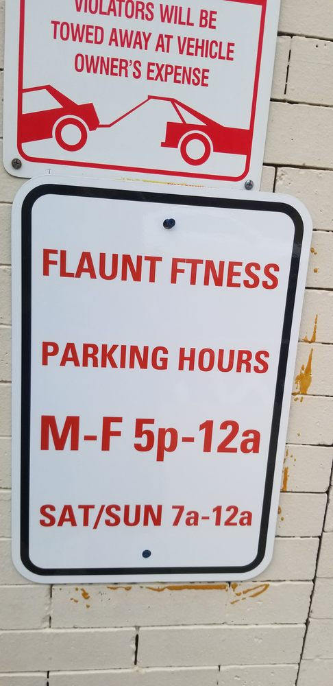 Flaunt Fitness