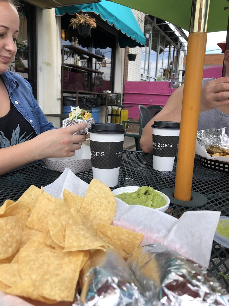 Baja Burrito