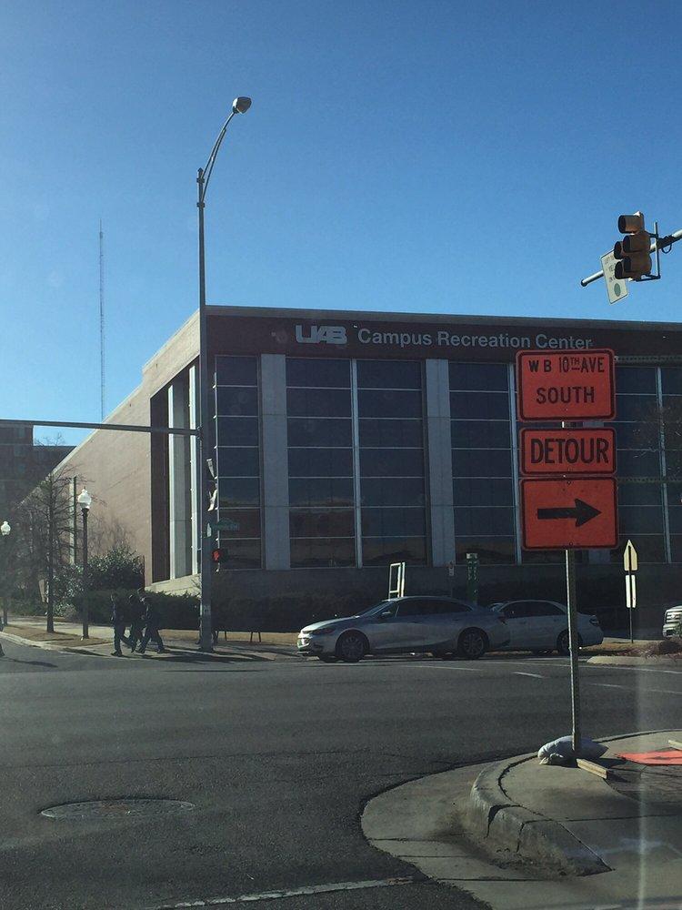 UAB Campus Recreation Center: 1501 University Blvd, Birmingham, AL
