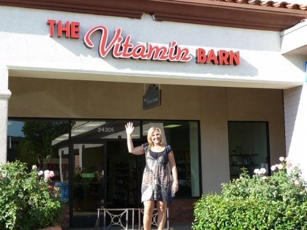 Joie Hancock - owner - The Vitamin Barn - River Oaks Shopping ...