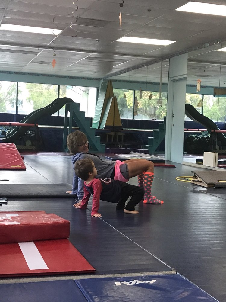 Azarian U S Gymnastics Training Center