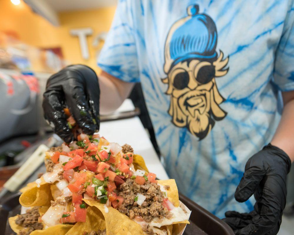 Social Spots from Taco Jed