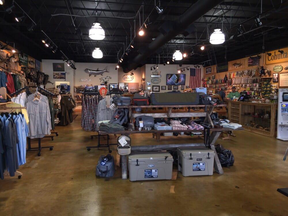 Cohutta Fishing Company: 39 S Public Sq, Cartersville, GA