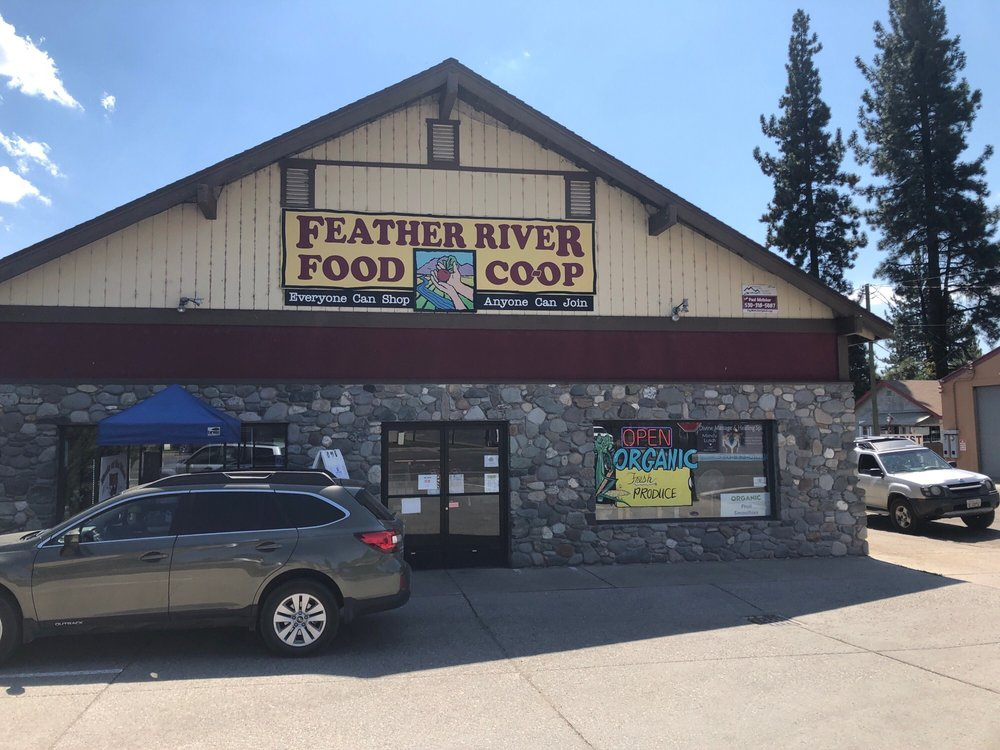 Feather River Food Co-op: 60 N Pine St, Portola, CA
