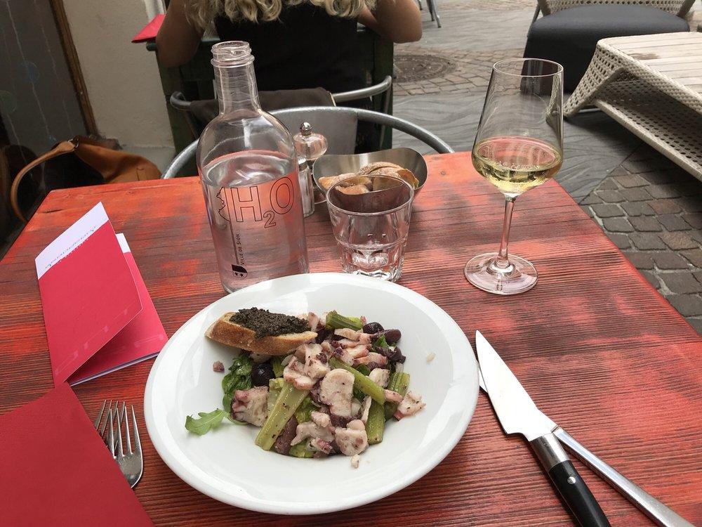 Brasserie Du Grand-Pont - Sion