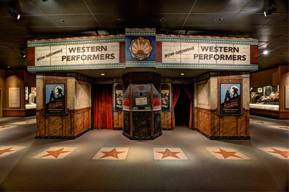 Social Spots from National Cowboy & Western Heritage Museum