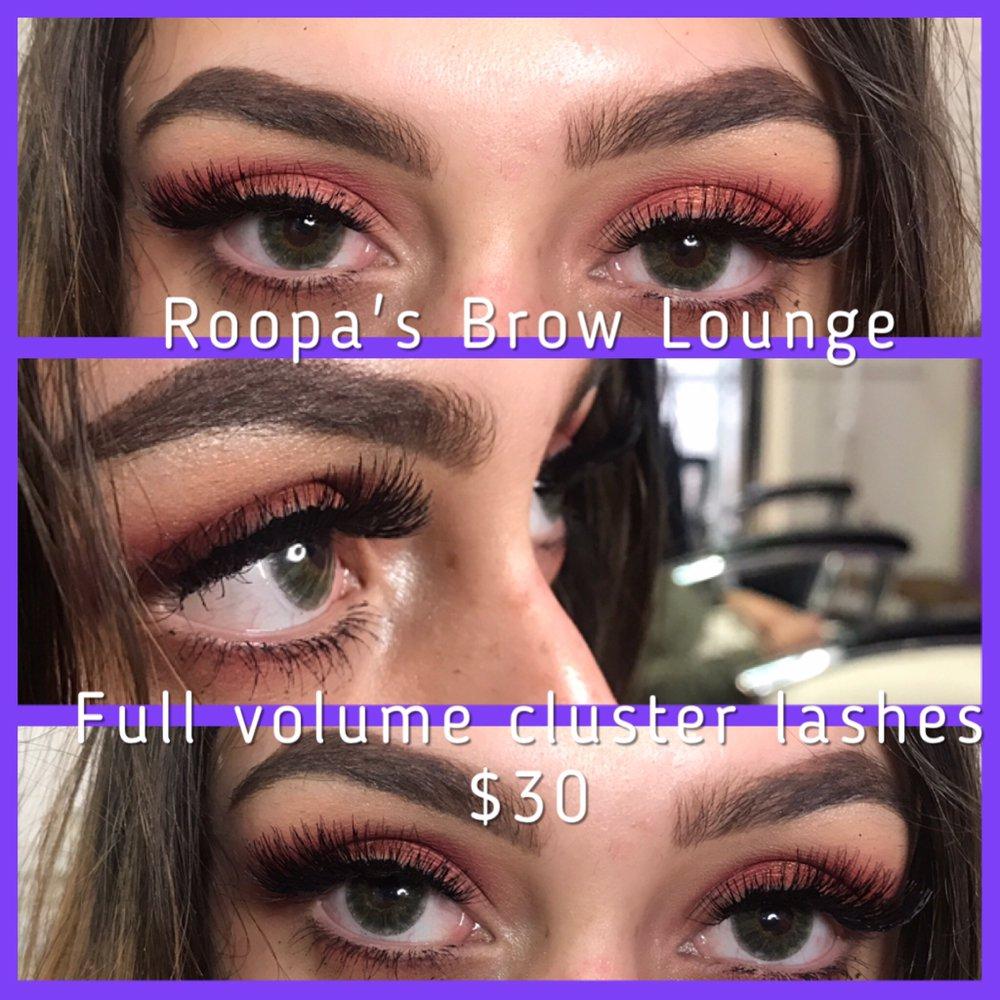 Roopas Brow Lounge 216 Photos 494 Reviews Eyelash Service