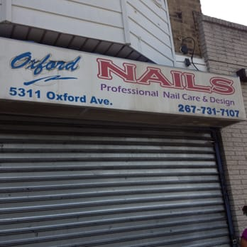 Oxford nails nail salons 5311 oxford ave frankford for Nail salon oxford