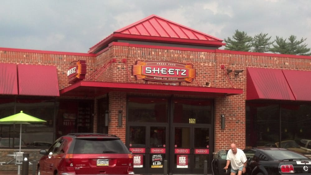 Sheetz: 1661 E Pleasant Valley Blvd, Altoona, PA