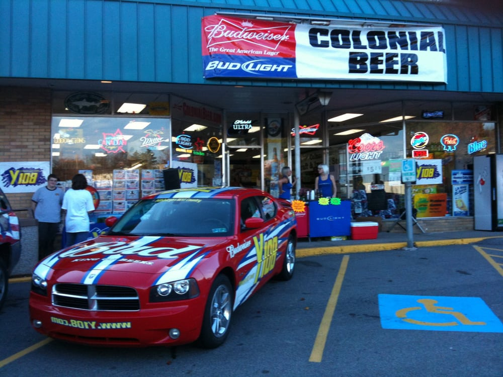 Colonial Beer: 4986 Library Rd, Bethel Park, PA