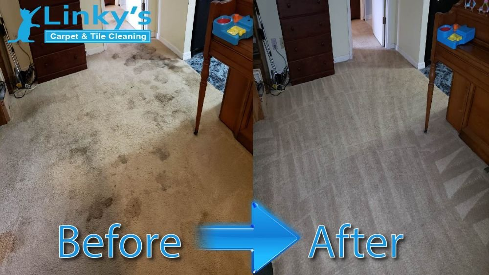 Linky's Carpet & Tile Cleaning: 4650 Lipscomb St NE, Palm Bay, FL