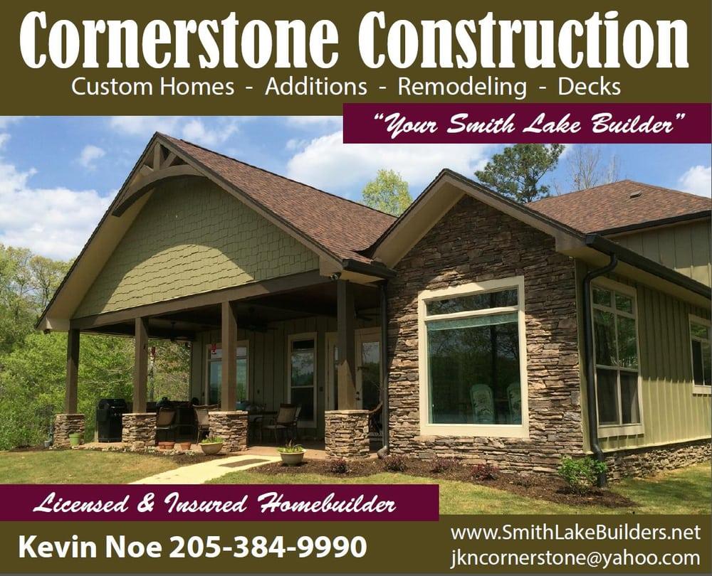 Cornerstone Construction: 6760 County Rd 41, Arley, AL