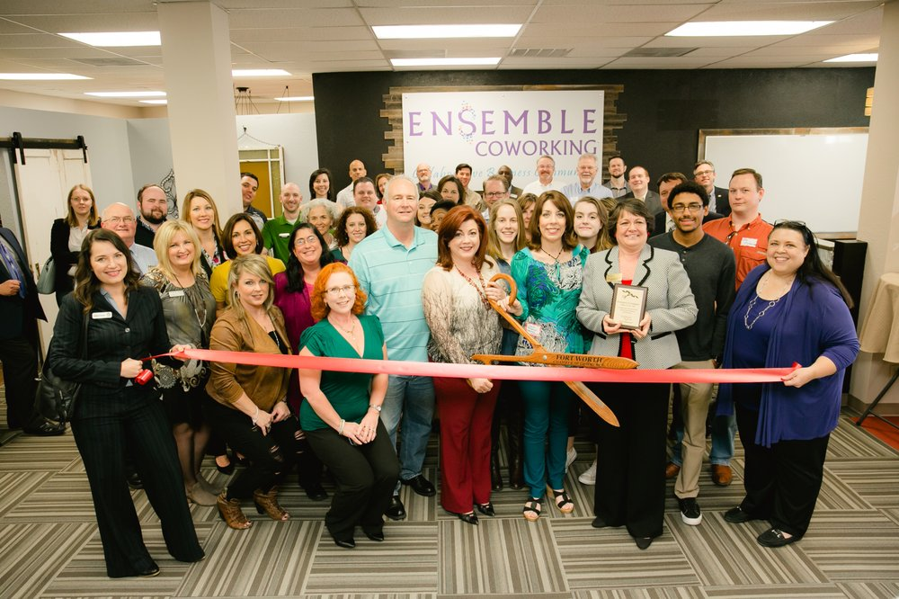 Ensemble Coworking, Collaborative Business Community