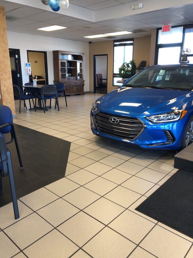 Larry H Miller Southwest Hyundai Albuquerque 35 Reviews Car