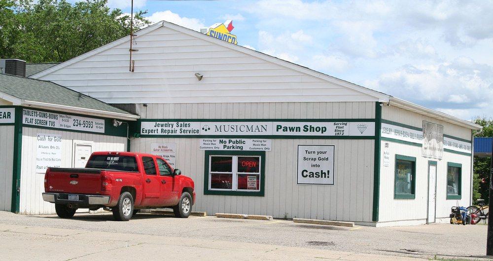 Music Man Pawn Shop