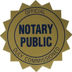 stamp of approval 83 reviews notaries 499 dale view ave rh yelp com notary public logo ideas notary public logo png