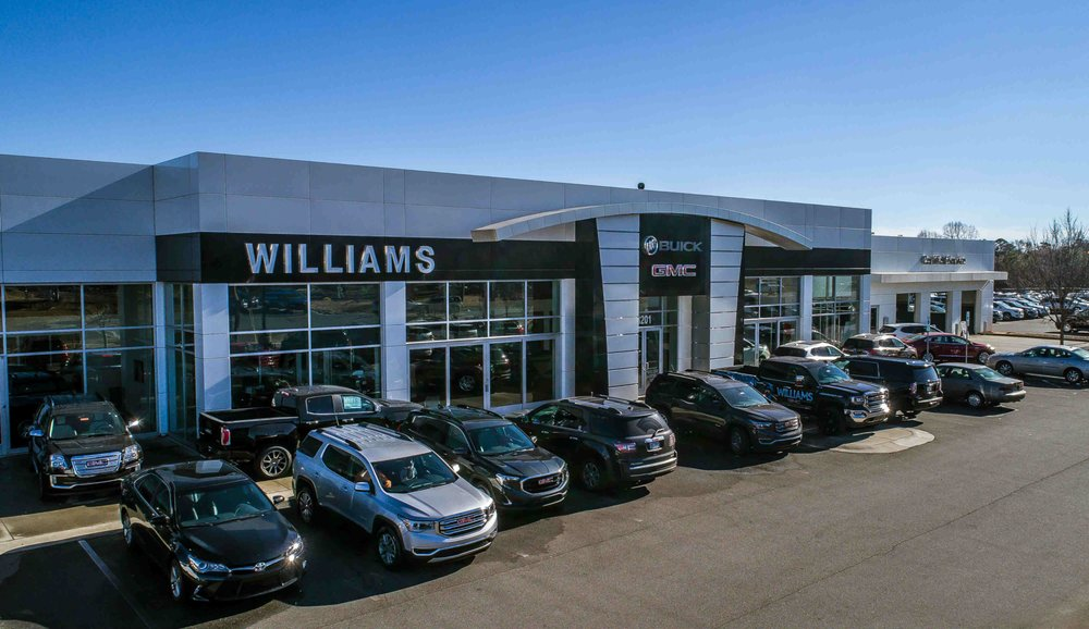 Car Lots In Charlotte Nc: Williams Buick GMC