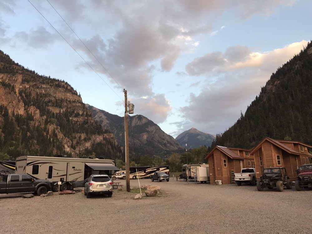 Photos For Ouray Rv Park And Cabins Yelp