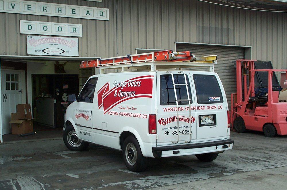 Western overhead door garage door services 80 sand is for Western garage