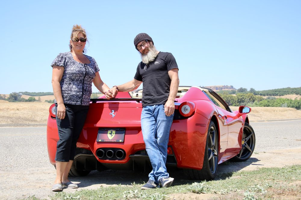Oxotic Fresno Supercar Driving Experience