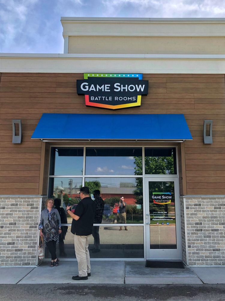 Game Show Battle Rooms - Milwaukee: 12565 W Feerick St, Brookfield, WI