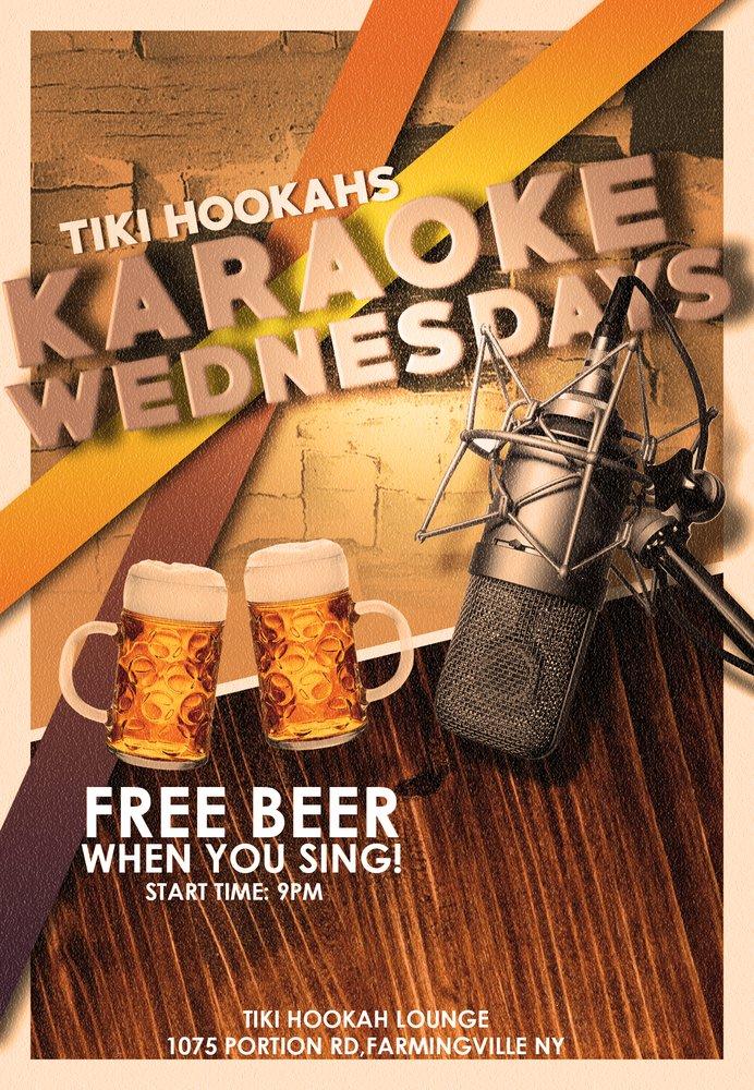 Tiki Hookah Bar: 1075 Portion Rd, Farmingville, NY