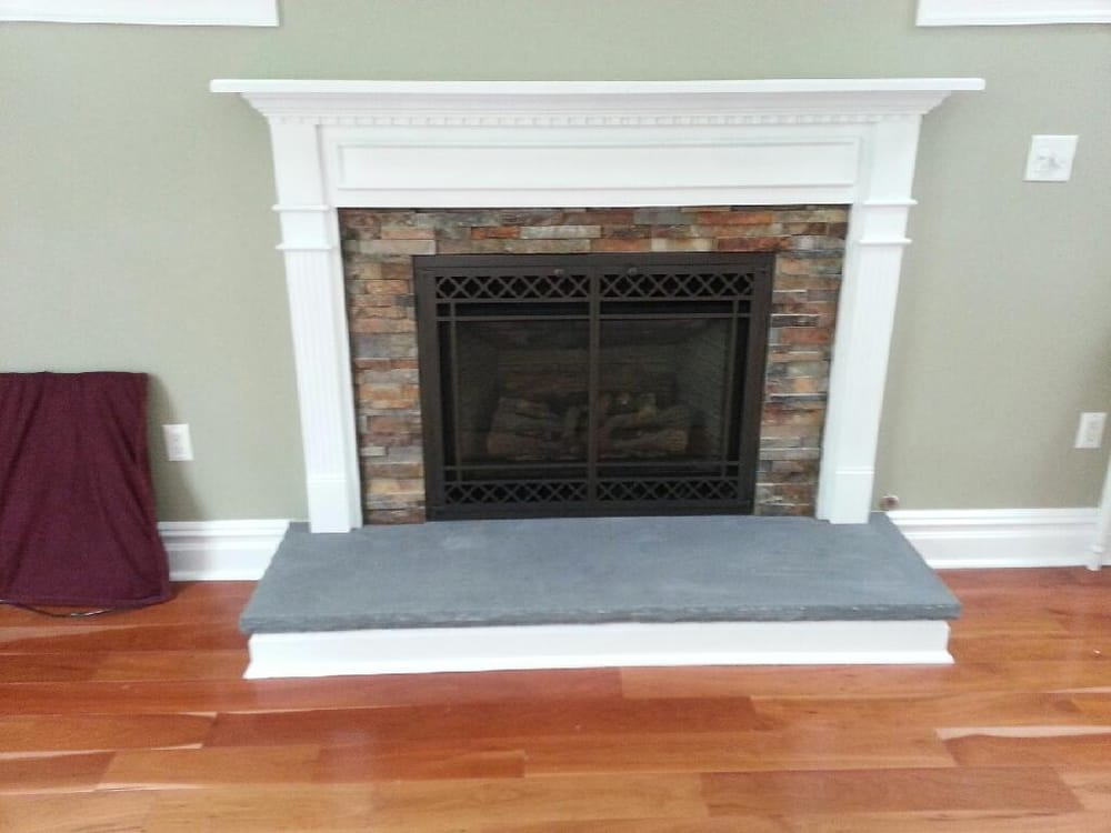 Kjb fireplaces 11 photos fireplace services 875 nj for Ramsey fireplace