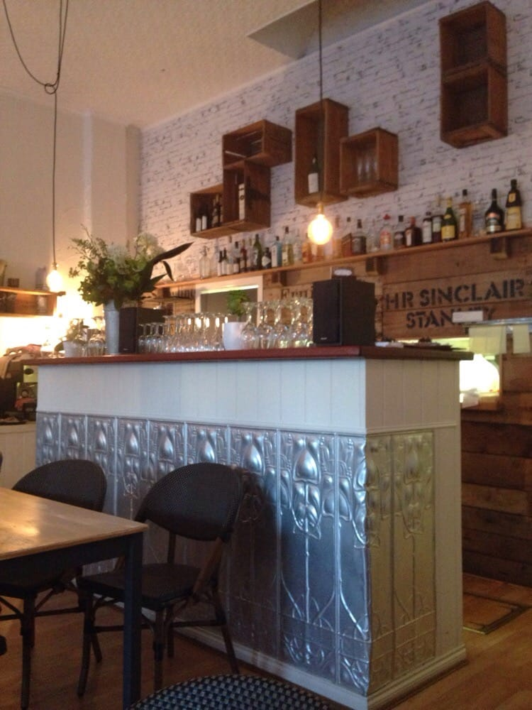 The Ox and Hound bistro