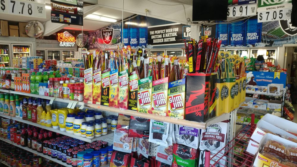 Discount Gas Grocery & Liquor: 605 Magazine St, Vallejo, CA