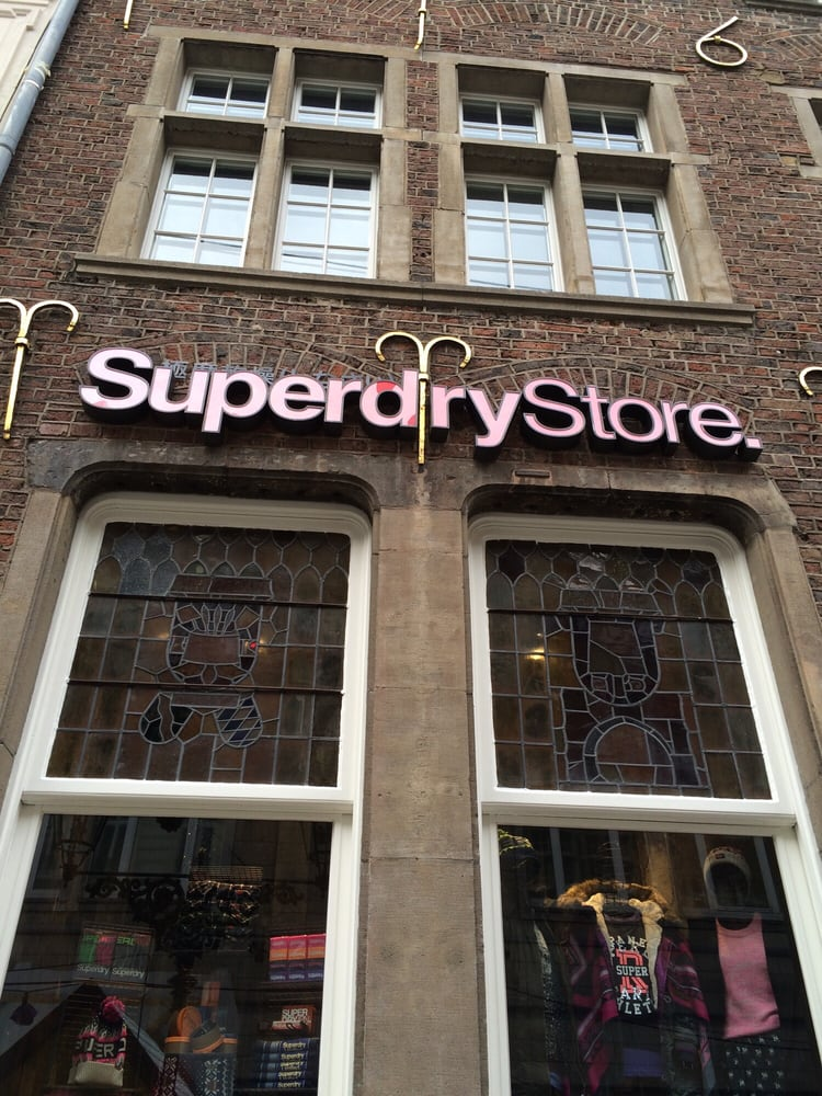 pretty nice ff996 d091b Superdry. - Women's Clothing - Flingerstr. 36, Altstadt ...