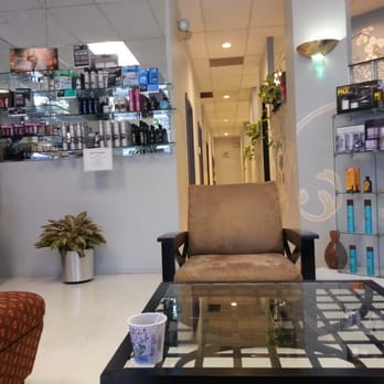 New Salon Waiting Room Furniture