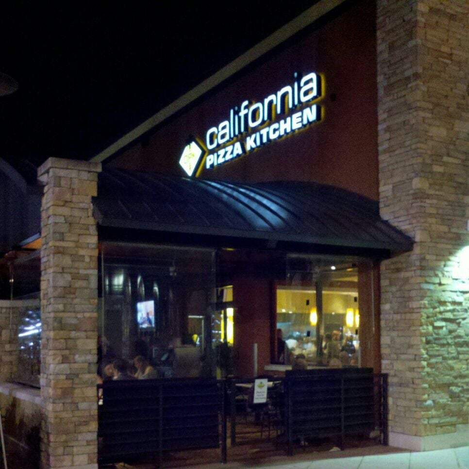 California Pizza Kitchen Yelp: CPK At Boca Town Center, Jan. 2013