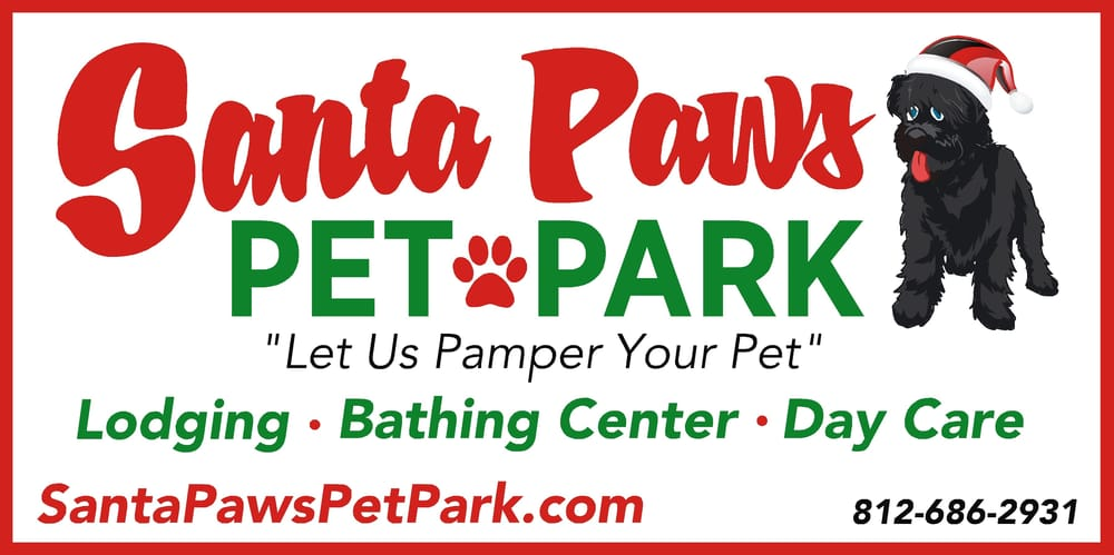 Santa Paws Pet Park: 4178 E County Rd 1700 N, Dale, IN