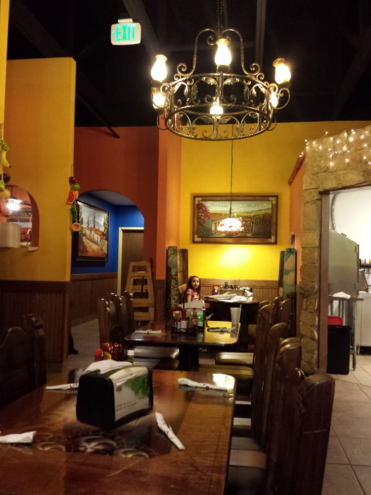 Mexican Restaurant In Portage