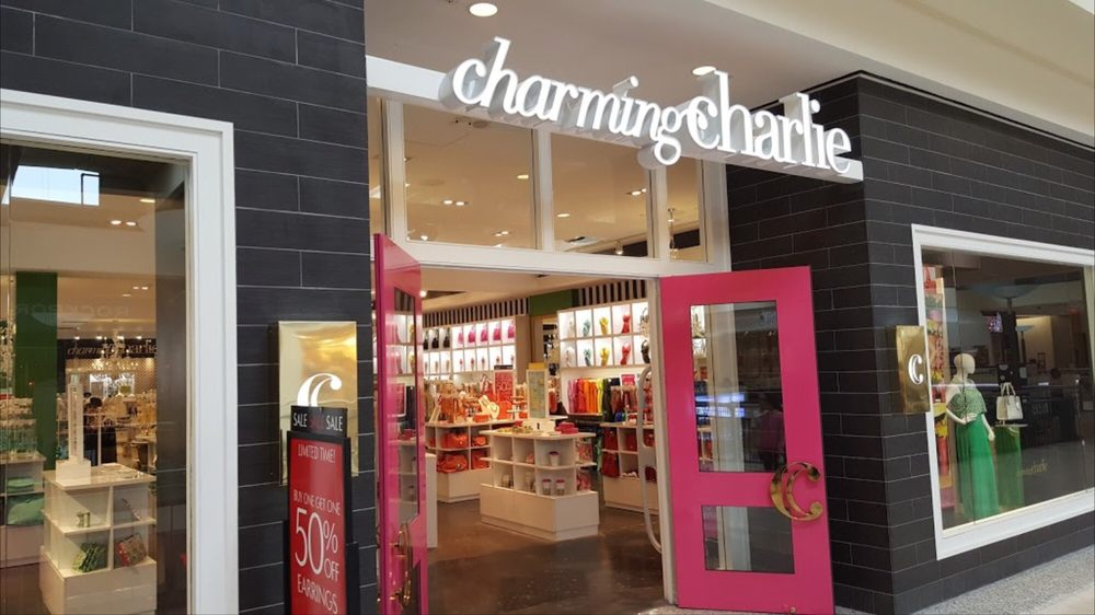 List of Charming Charlie locations ( stores in database), hours, phone stores in shopping malls. Closest Charming Charlie store near me - locator. Address and directions.