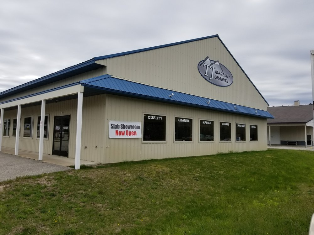 TJ Marble & Granite: 5951 Charlevoix Ave, Petoskey, MI