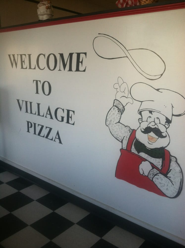 Village Pizza: 661 Blakely St, Cuthbert, GA