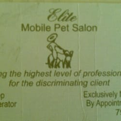Elite mobile pet salon pet groomers oro valley az phone photo of elite mobile pet salon oro valley az united states business reheart Image collections
