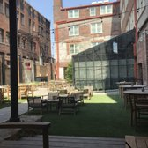 Photo Of Hotel Covington Ky United States The Outdoor Patio Area