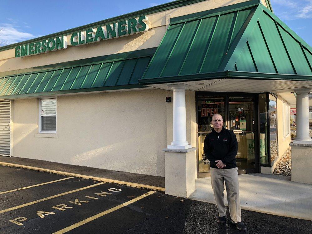 Emerson Cleaners: 120 Kinderkamack Rd, Emerson, NJ