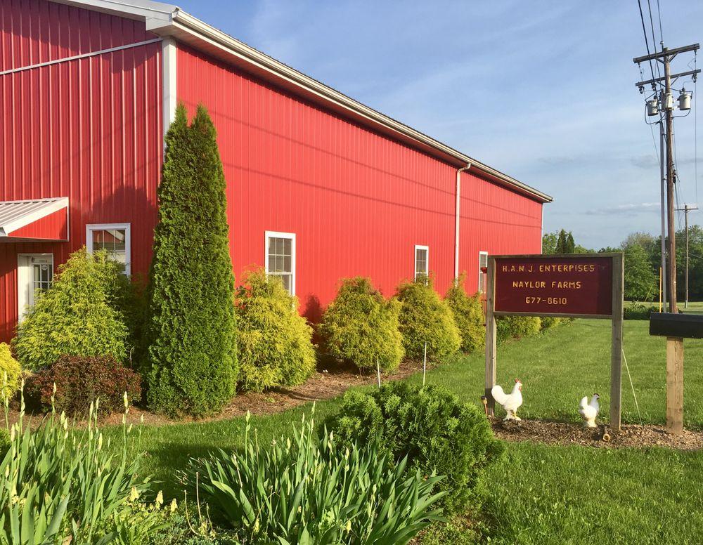 Naylor Farm: 155 Clear Spring Rd, Biglerville, PA