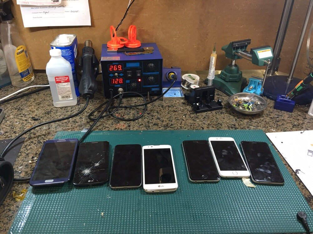 how to fix phone after water damage