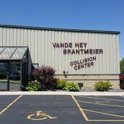 Vande Hey Brantmeier Collision Center Request A Quote Auto