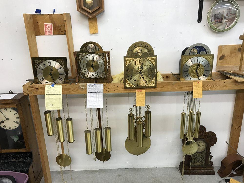 Clock & Watch Master of Naples